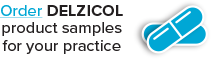 Order DELZICOL product samples for your practice
